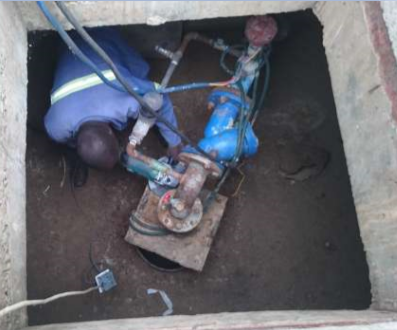 borehole interference